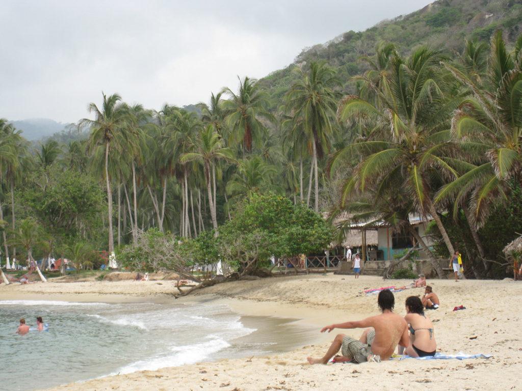 Карибското крайбрежие на Колумбия