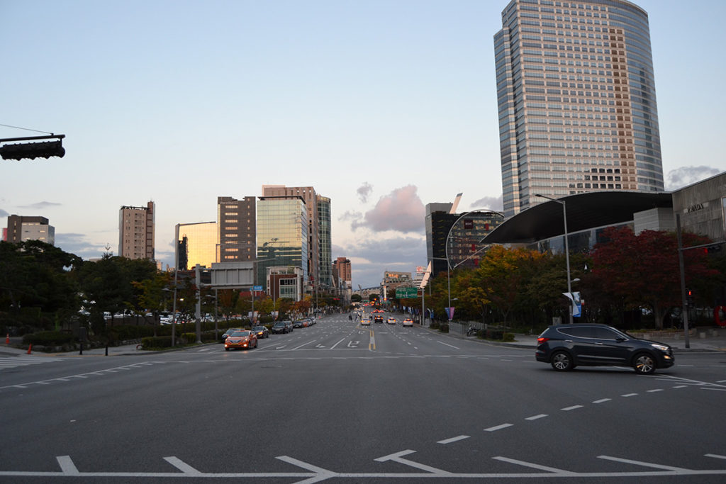 Gangnam District