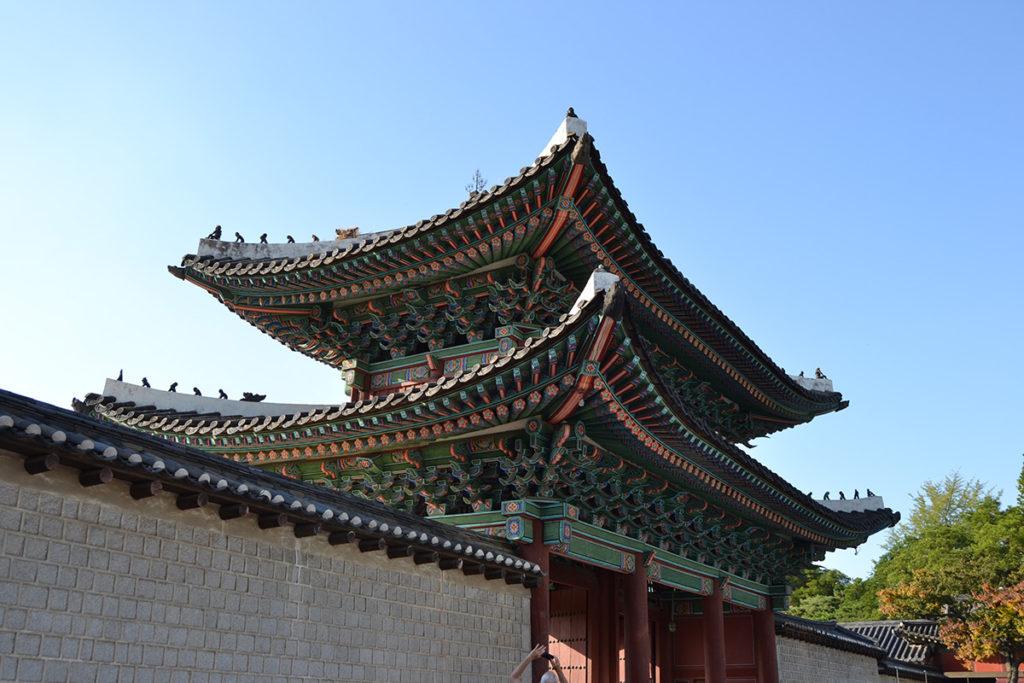 Honghwamun Gate