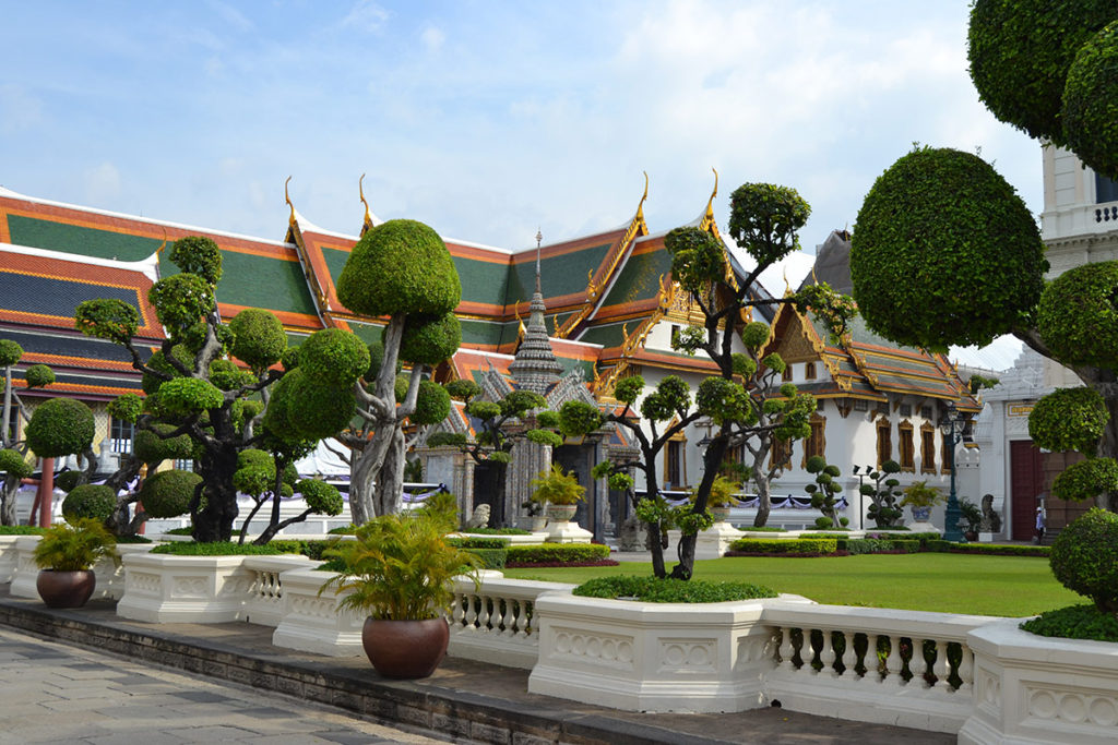 Phra Maha Monthien Palace Group