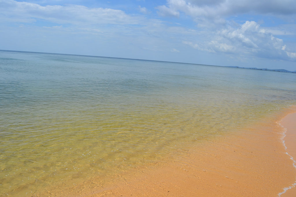 The beach - Phu Quoc