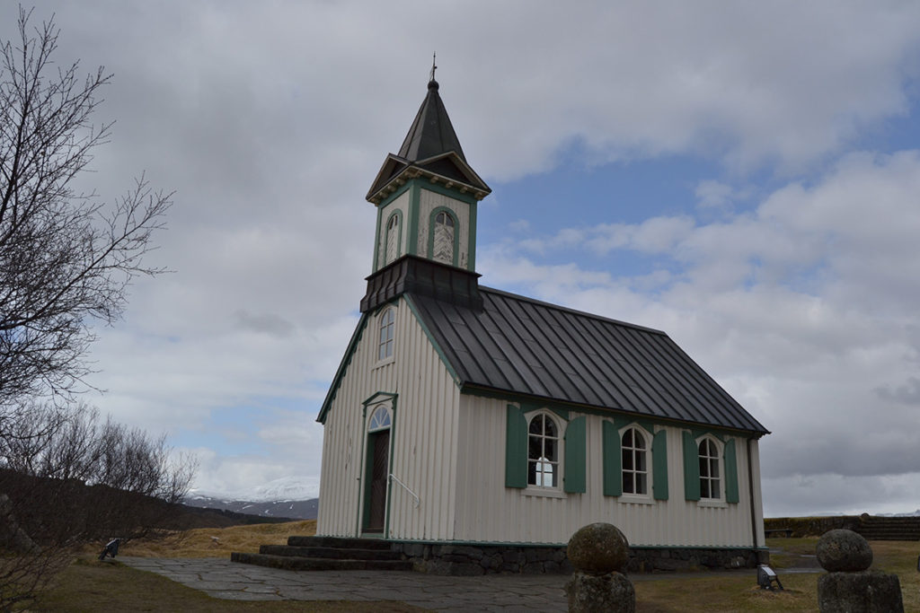 Pingvallakirkja Church