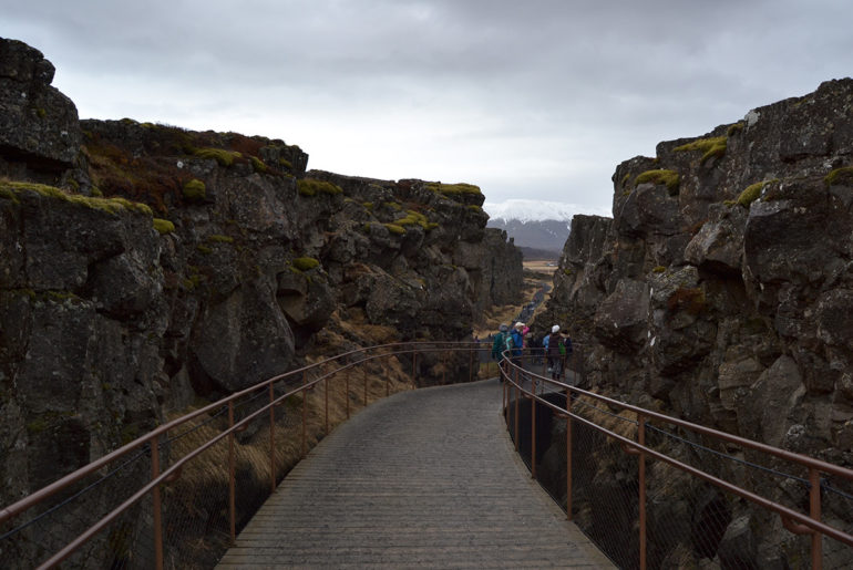 Thingvellir National Park - The Golden Circle
