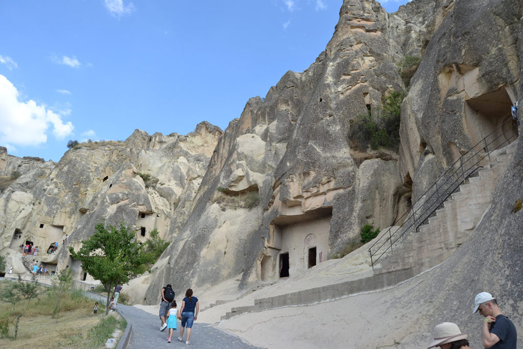 Goreme Open Air Museum
