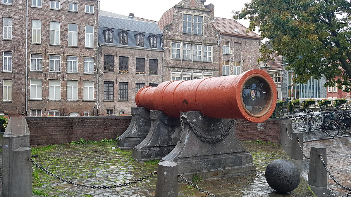 The cannon Dulle Griet