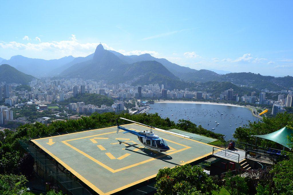Хеликоптерна площадка