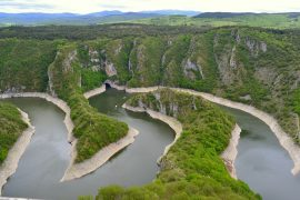 Uvac River Meanders