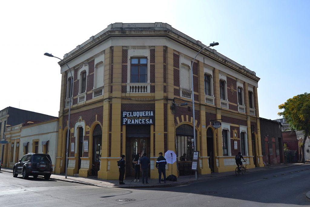 Peluquería Francesa