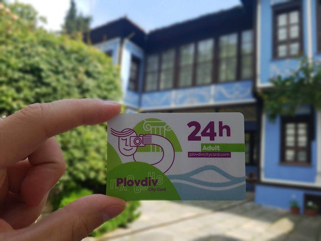 Plovdiv City Card