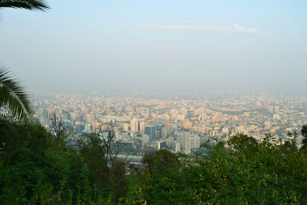 View from San Cristobal Hill